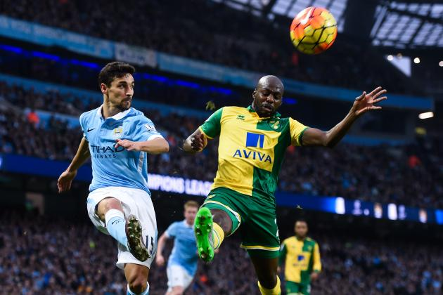 Norwich vs. Manchester City: Team News, Preview, Live Stream, TV Info