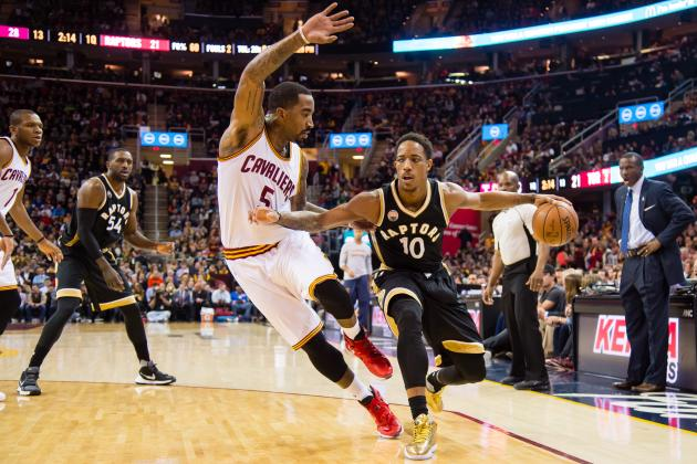 DeMar DeRozan: Latest News, Rumors, Speculation on Raptors Star's Future