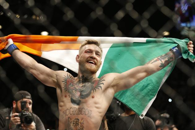 Conor McGregor Addresses Floyd Mayweather's Comments on Racism