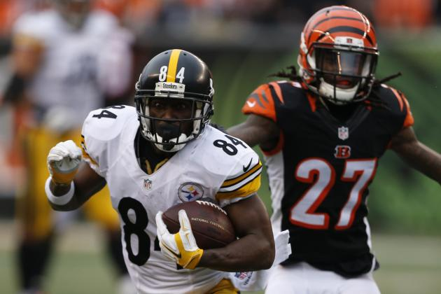 Steelers vs. Bengals: Odds, TV Schedule, Predictions for 2016 AFC Wild Card