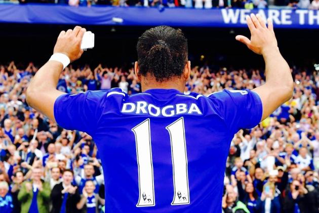 How Influential Is Didier Drogba's Presence for Chelsea Football Club?