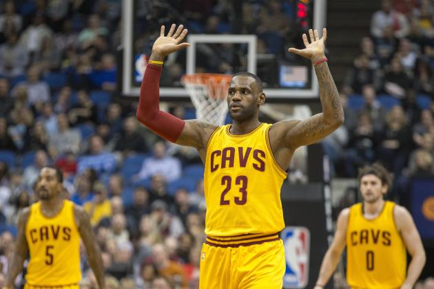 Healthy Cavs Transforming into League's Best Offense and Friday NBA Takeaways