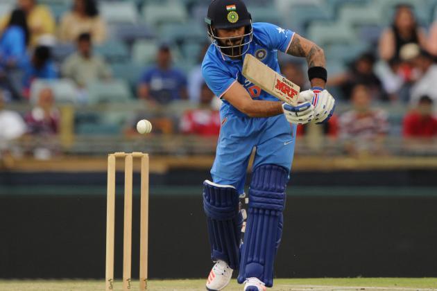Australia vs. India, 1st ODI: Date, Time, Live Stream, TV Info and Preview