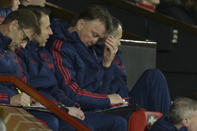 Twitter Reacts to Another Lacklustre Manchester United Performance