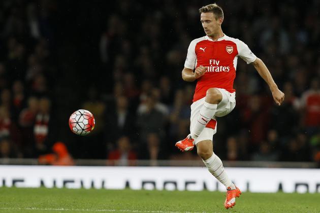 Arsenal Transfer News: Latest Nacho Monreal and Mohamed Elneny Rumours