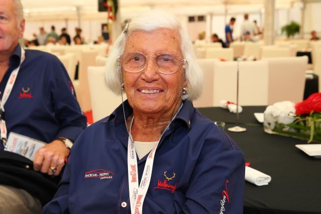 Maria Teresa De Filippis, 1st Female F1 Driver, Dies at Age 89