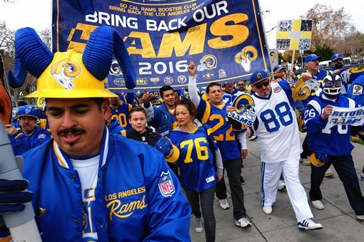 Cowboys Reportedly Propose Ownership Vote to Send Chargers, Rams to LA
