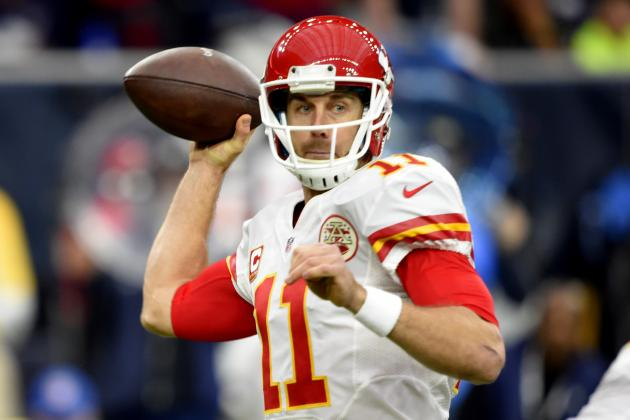 Chiefs' Timid, Depleted Offense Needs to Wake Up Ahead of Divisional Round