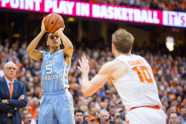 North Carolina vs. Syracuse: Live Score, Highlights and Reaction