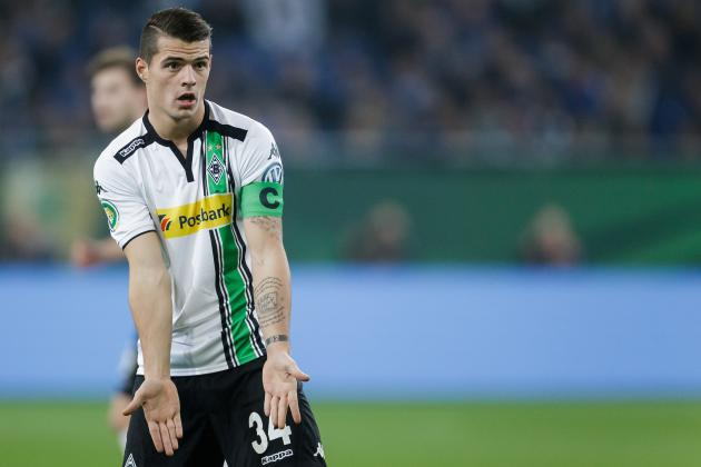 Arsenal Transfer News: Latest on Granit Xhaka and Adrien Rabiot Rumours
