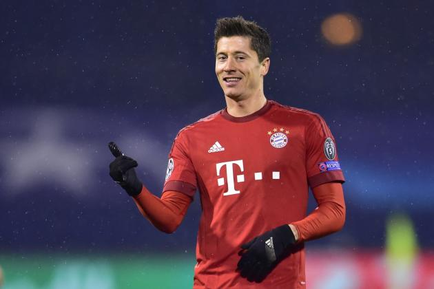 Manchester United Transfer News: Robert Lewandowski, Felipe Anderson Rumours
