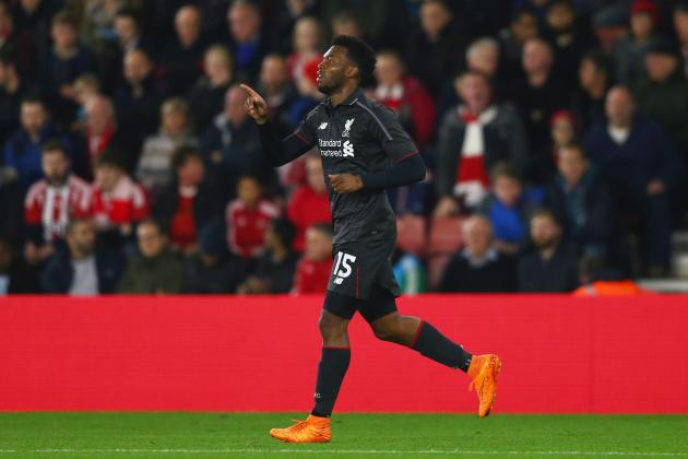 Liverpool Transfer News: Latest on Daniel Sturridge and Neven Subotic Rumours