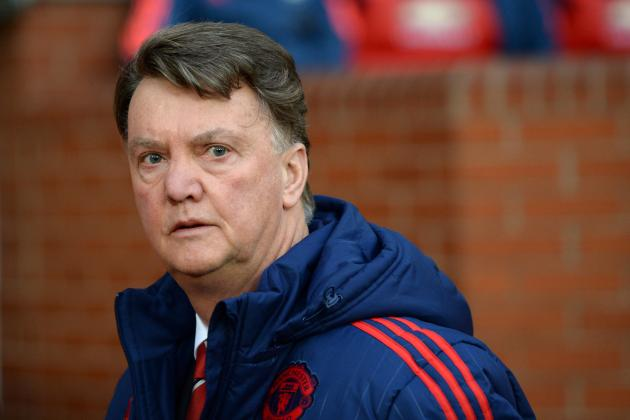 Manchester United Transfer News: Louis van Gaal Comments on January Window Plans