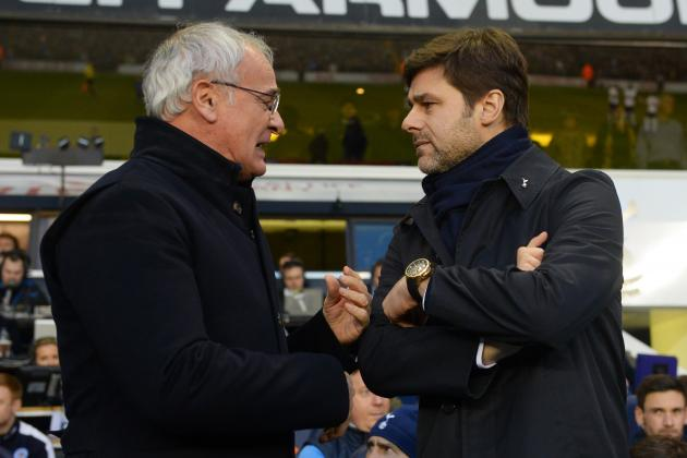 Tottenham Hotspur vs. Leicester City: Live Score, Highlights from FA Cup