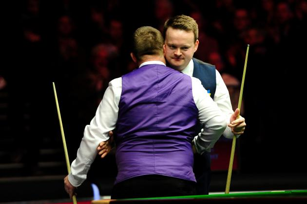 Masters Snooker 2016 Results: Updated Draw and Schedule After Sunday's Scores