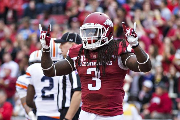 Alex Collins Declares for 2016 NFL Draft: Latest Comments and Reaction