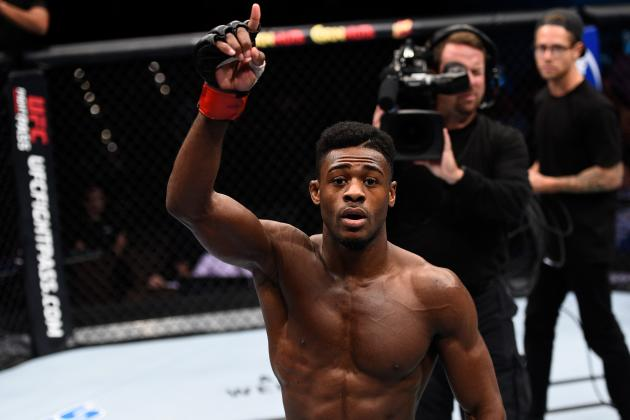 Inside UFC Contender Aljamain Sterling's Free-Agency Gamble