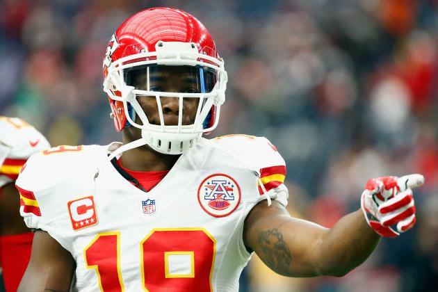 Jeremy Maclin Injury Update: Chiefs WR Will Play in 2016 Divisional Round