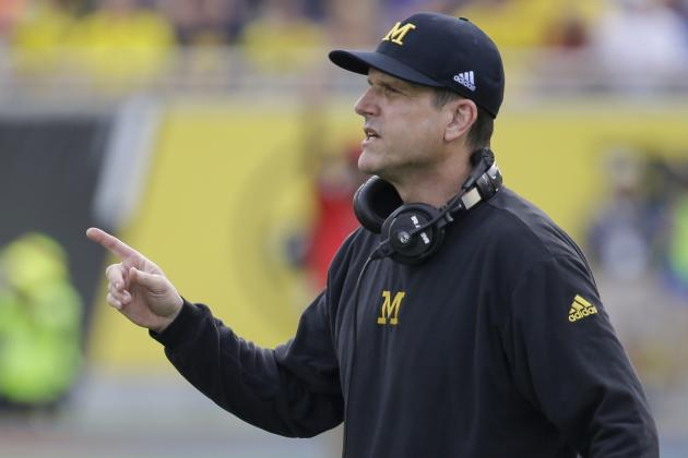 Jim Harbaugh Reportedly Attempting to Hold Michigan's Spring Practice in Florida