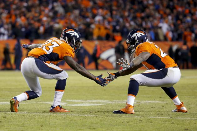 Denver Broncos Rushing Attack Could Be the Key to Victory over the Steelers