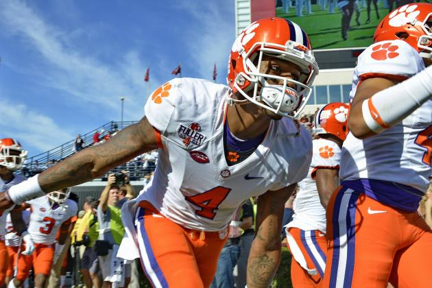 College Football Rankings: Early Look at 2016 Preseason Top 25