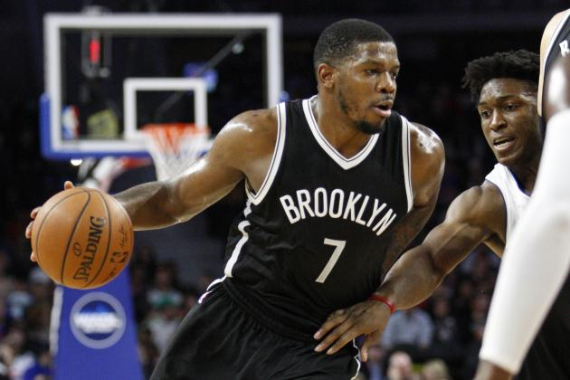 Joe Johnson Waived by Brooklyn Nets