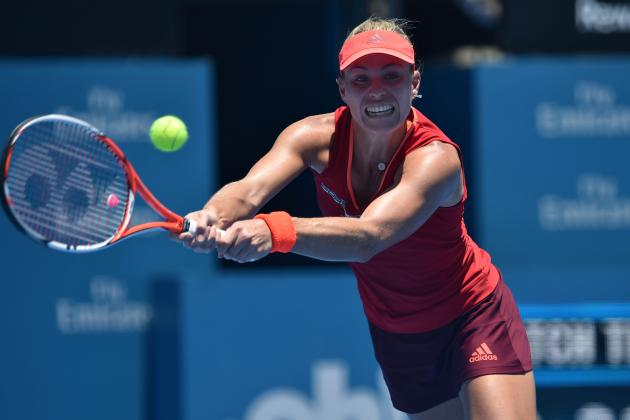 Apia International 2016: Monday Sydney Tennis Scores, Results, Updated Schedule