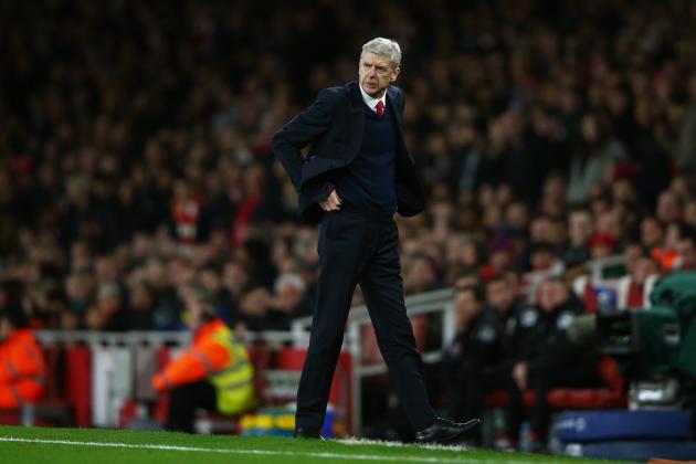 Liverpool vs. Arsenal: Arsene Wenger Talks Jurgen Klopp, Lionel Messi in Presser