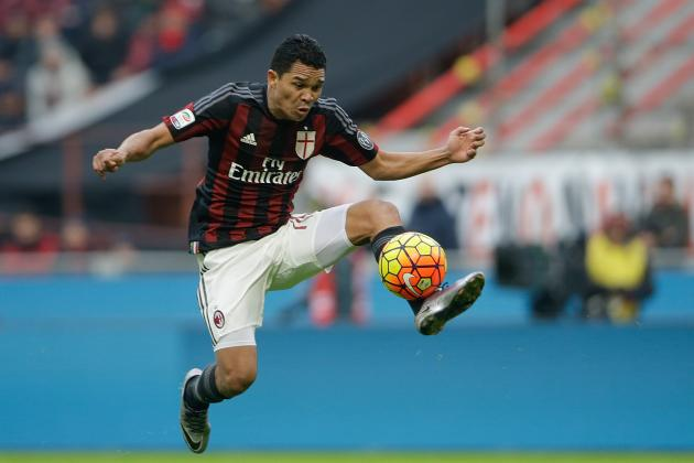 Chelsea Transfer News: Carlos Bacca and Alex Teixeira in Double Swoop Rumours