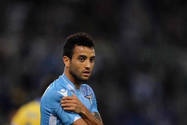 Scouting Manchester United Transfer Target Felipe Anderson