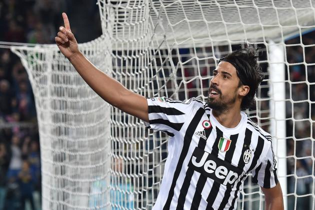 Sami Khedira Proving to Be the Driving Force Behind New-Look Juventus