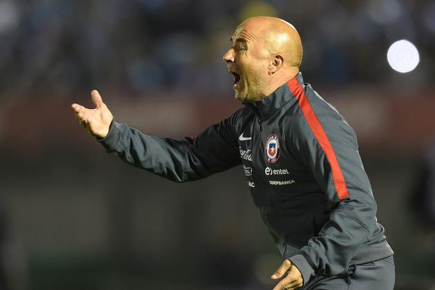 Jorge Sampaoli Says Chile FA Holding Him Hostage Amid Chelsea Rumours