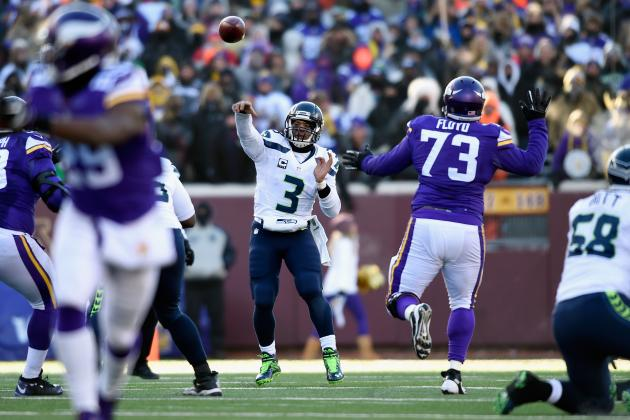 Seahawks vs. Vikings: Ratings for 2016 NFC Wild Card Matchup Revealed