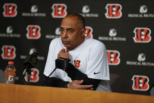 Marvin Lewis, Paul Guenther Comment on Vontaze Burfict, Adam Jones, Joey Porter