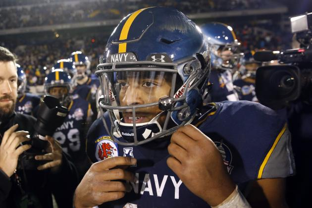 Keenan Reynolds to Attend President Obama's State of the Union Address
