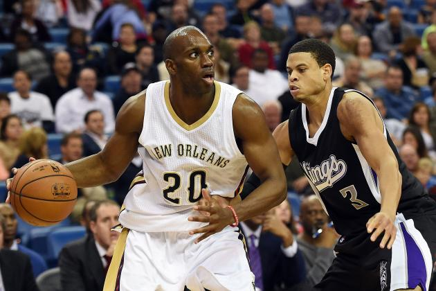 Quincy Pondexter Injury: Updates on Pelicans SF's Recovery from Knee Surgery