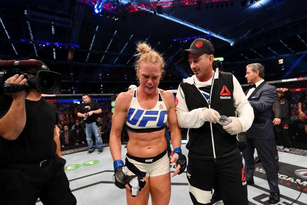 Holly Holm's Head Coach Hopes Ronda Rousey Has the Guts for Rematch at UFC 200