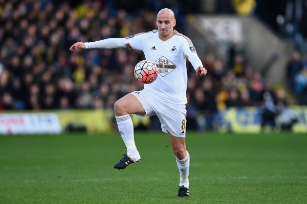Jonjo Shelvey to Newcastle: Latest Transfer News, Rumours on Swansea Midfielder