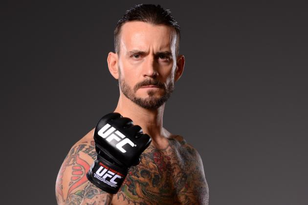 CM Punk's EA UFC 2 Video Game Rating, Image Reportedly Revealed