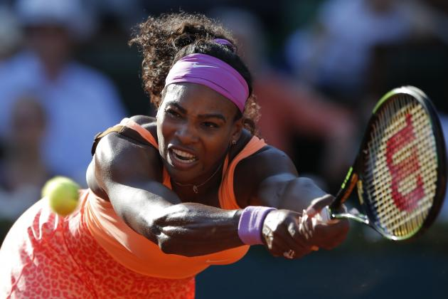 What Serena Williams' Loss to Angelique Kerber Means for French Open 2016