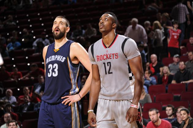 Houston Rockets vs. Memphis Grizzlies: Live Score, Highlights and Analysis