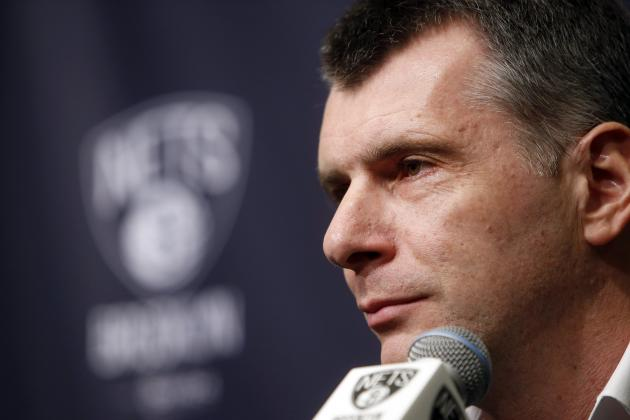 Despite Changes, Nets Won't Move Forward Until They Admit Failures of Past