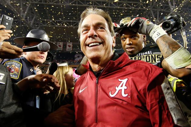Why Nick Saban Will Never Leave Alabama for NFL