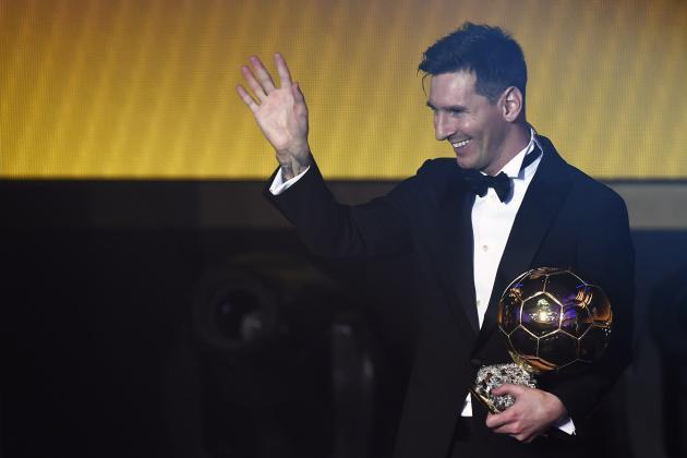 Luis Enrique Discusses Lionel Messi After Barcelona Star's 2015 Ballon D'Or Win