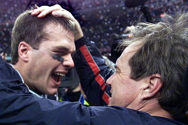 Super Bowl XXXVI: The Start of the Patriots Dynasty