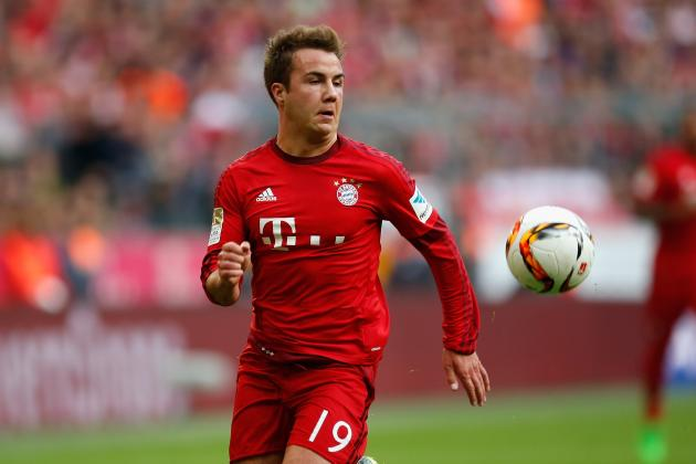 Liverpool Transfer News: Mario Gotze Security Increased Amid Reds Rumours