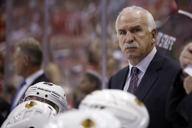 Joel Quenneville, Blackhawks Agree on New Contract: Latest Comments, Reaction