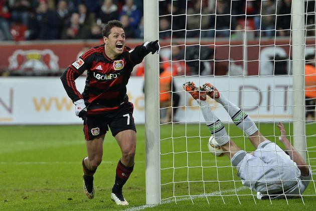 Arsenal Transfer News: Javier Hernandez Sparks Rumours of Leverkusen Exit