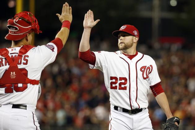 Drew Storen Says He Was Doing 'Netflix & Chill' When He Found Out He Was Traded