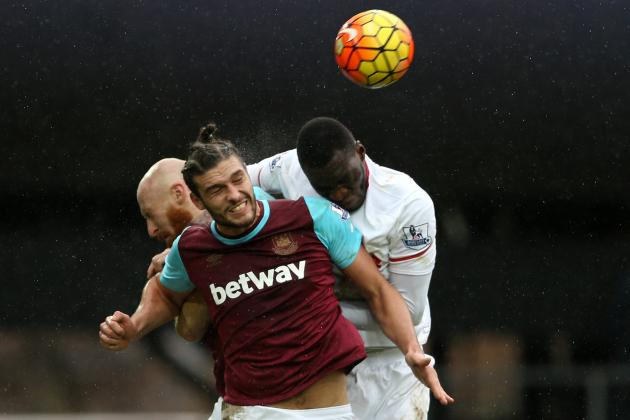 Andy Carroll Injury: Updates on West Ham Striker's Status and Return